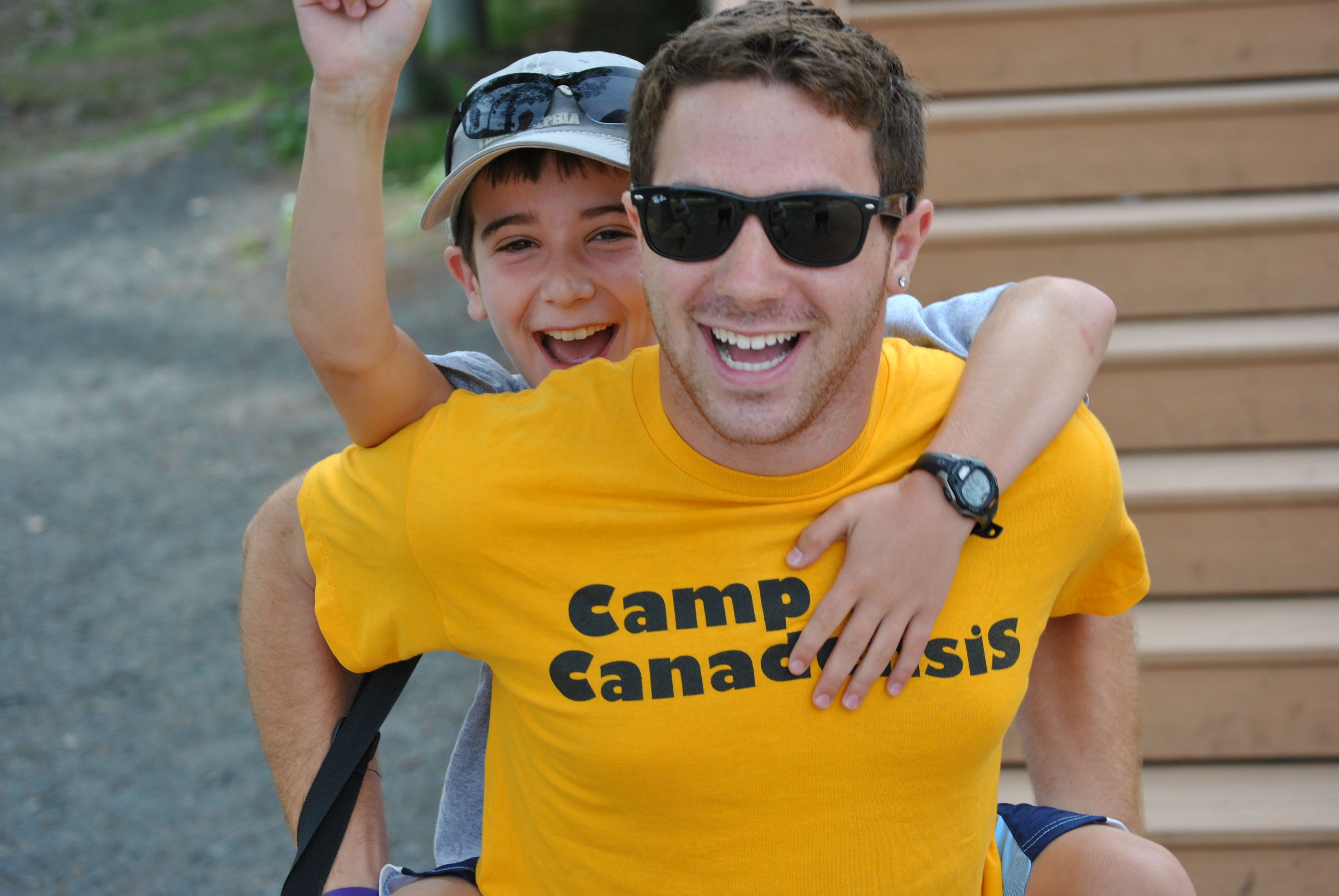 A great blog about a great Camp Canadensis staffer!