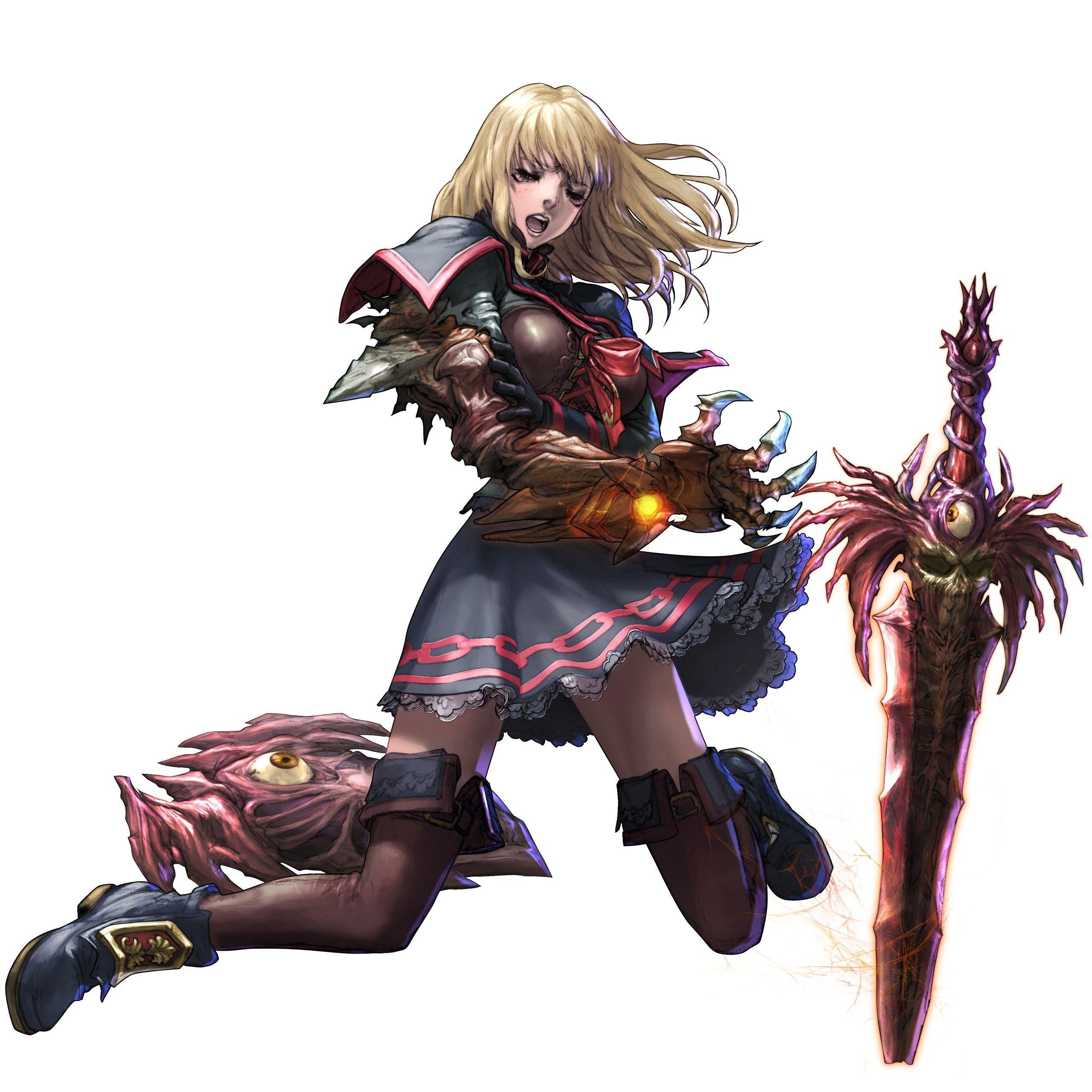 Pyrrha ω Soul Calibur V Imagenes Gamer Personajes