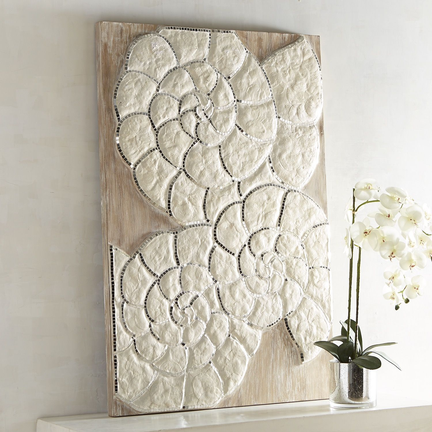 Capiz Shells Wall Panel | Products