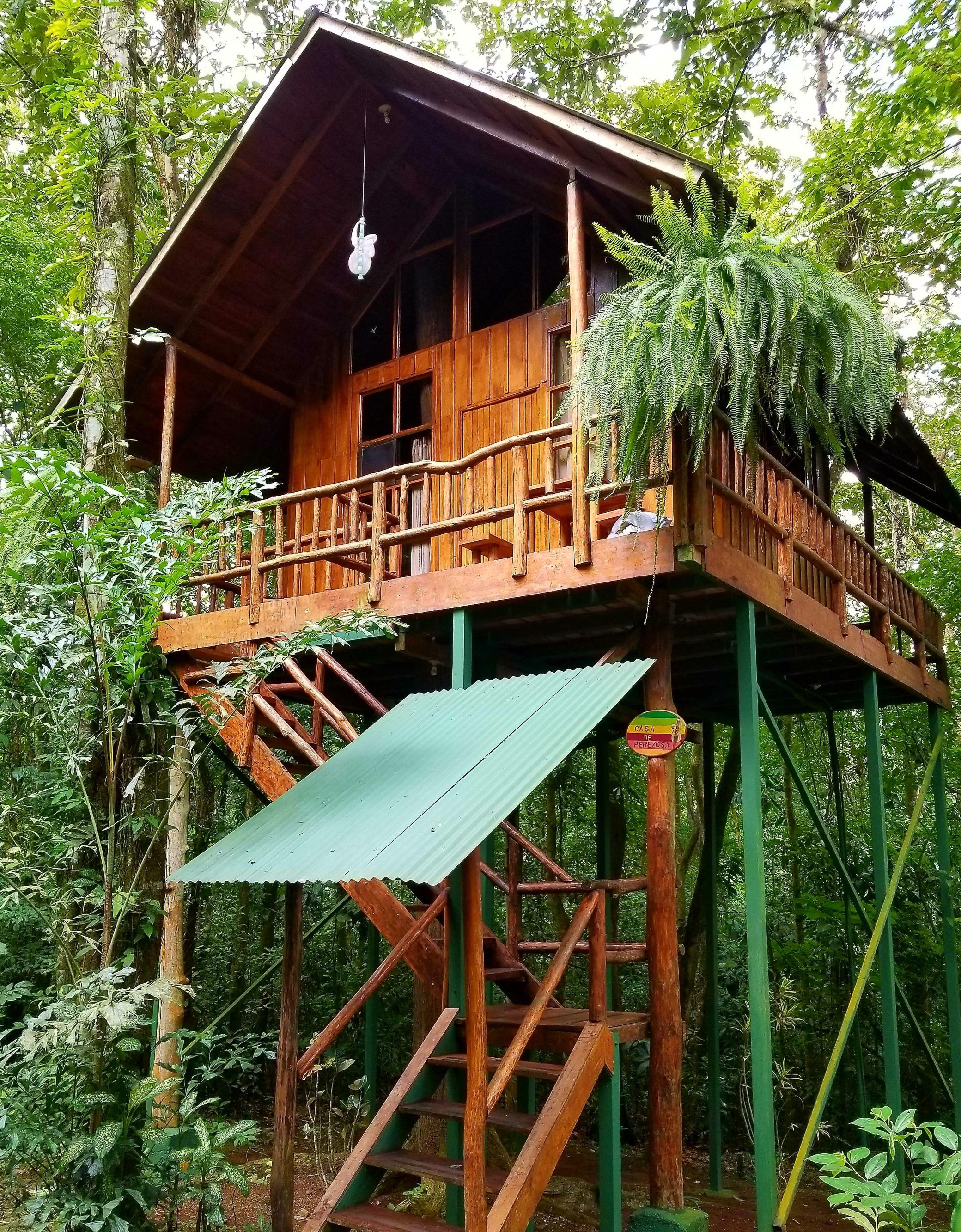 Tree Houses Hotel Sleeping In The Canopy Of Costa Rica