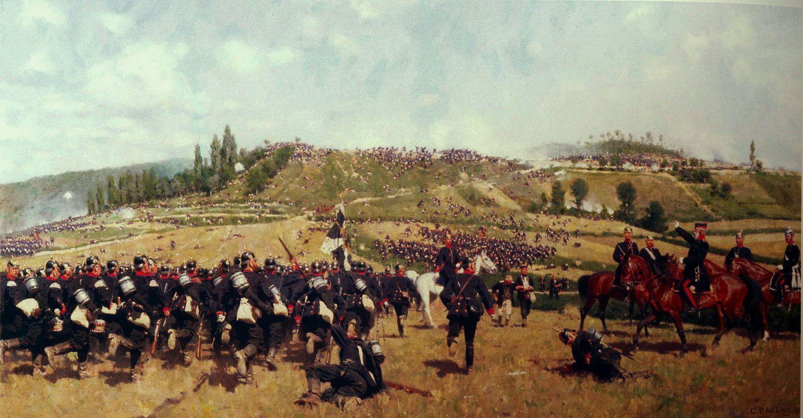 Франко-прусская война картинка