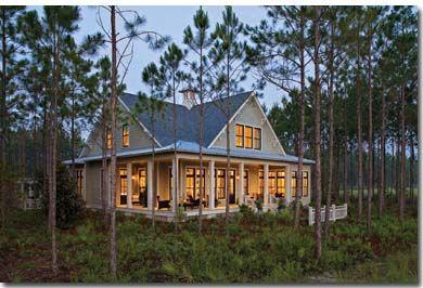 Tucker bayou southern living house plan soooooo in love for Bayou cottage house plan
