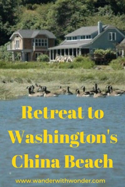 Escape To Washington S Beautiful China Beach Retreat Relax In The Seaside Town Of Long