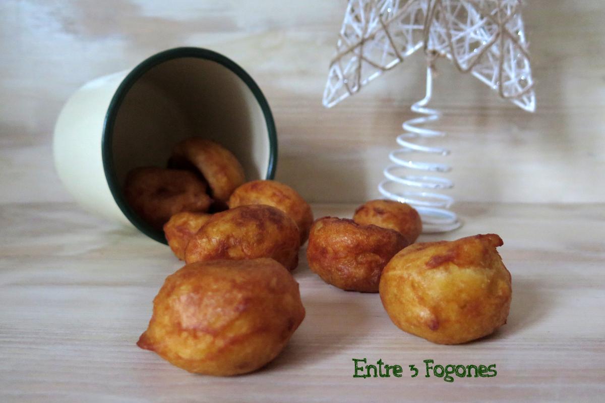 Patatas Dauphine - entre3fogones.com