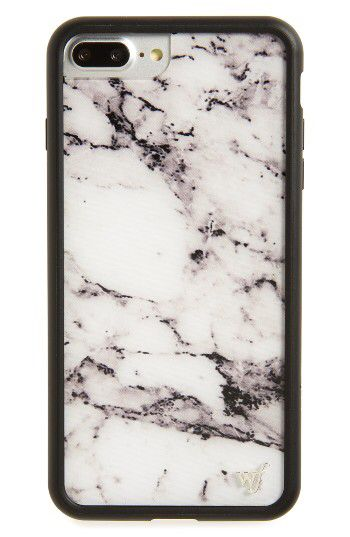 new product 8e4b2 58048 wildflower Wildflower Marble iPhone 7 Plus Case available at ...