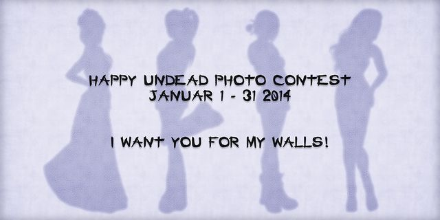Happy Undead Photo Contest | Flickr - Photo Sharing!