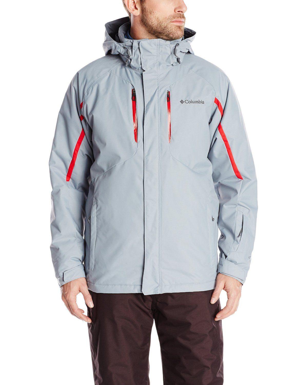 Amazon.com   Columbia Sportswear Men s Cubist IV Jacket   Sports   Outdoors aecbd8b5aa