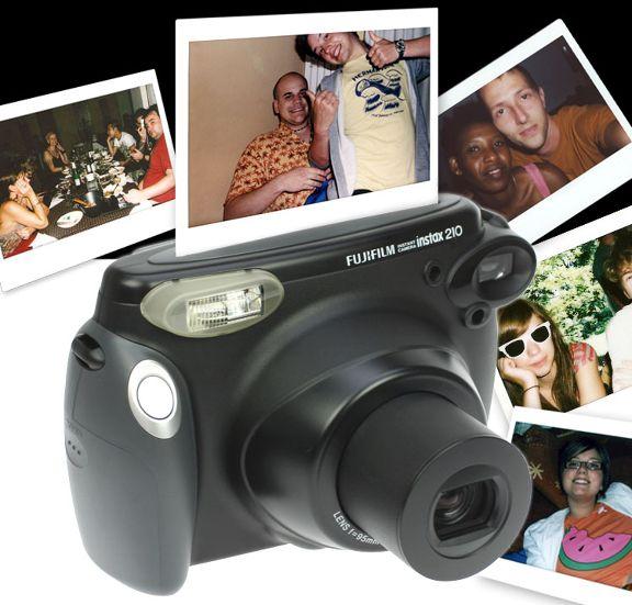 Fujifilm INSTAX 210 Film