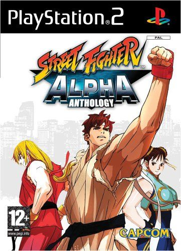 From 5 27 Street Fighter Alpha Anthology Ps2 Street Fighter