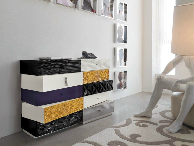 Mobili Bizzotto ~ Sectional modular chest of drawers smart by bizzotto design