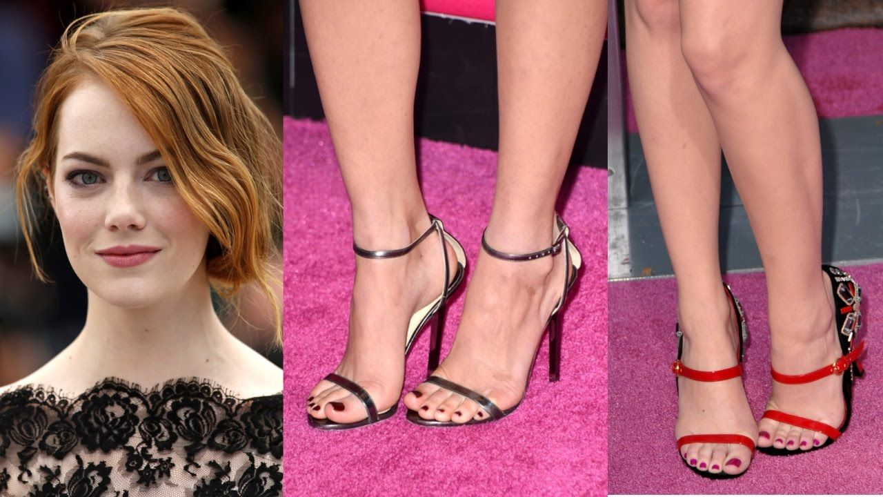 15 Famous Celebrities With The Most Beautiful Feet