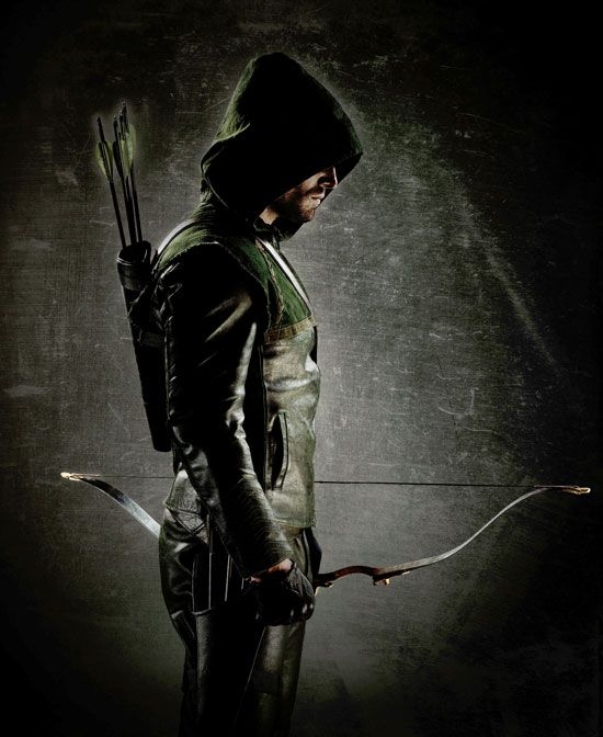 ARROW CW SHOW PHOTOS | Green Arrow Show Coming To CW | Ridiculously Awesome
