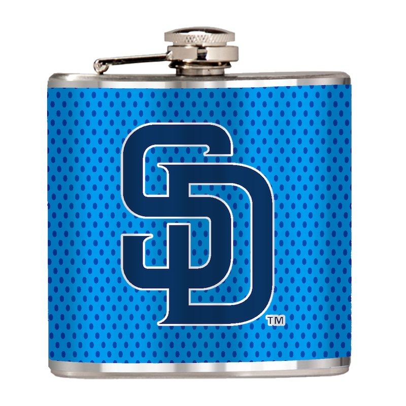 4167480d3 San Diego Padres 2018 Players  Weekend 6oz. Hip Flask in 2018 ...