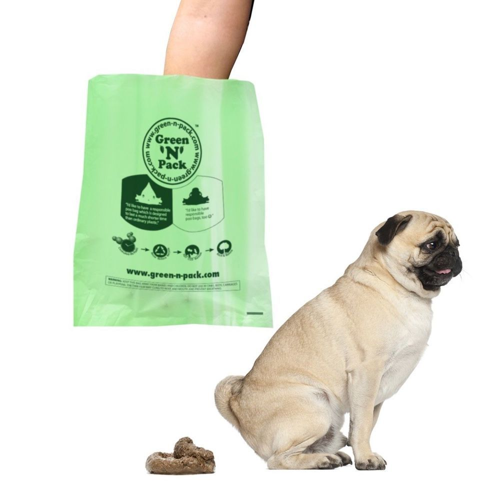 Green n pack premium pet waste bags 300 count