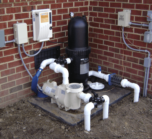 How To Alleviate The Annoying Noise Of Your Pool Pump By Installing Pumpcovers Pool Filter Systems Pool Pump Pool Heat Pump