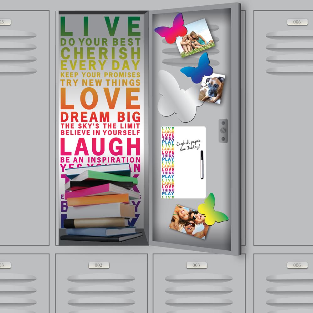 Locker Wallpaper Diy: Wall Stickers, Wall Art Wall Murals