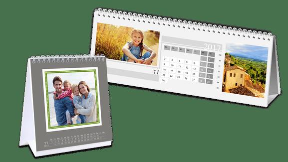 Idée cadeau pour la Fête des pères  calendrier de bureau avec vos propres  photos. 90c66cc3ce5