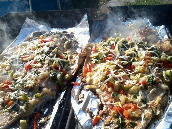 Pescado a la parrilla recipe barbacoa mexican recipes - Parrillas para pescado ...