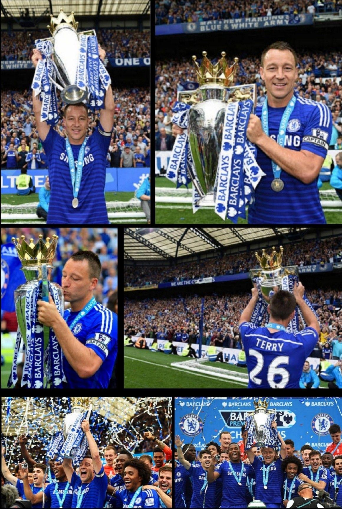 Chelsea new captain /19