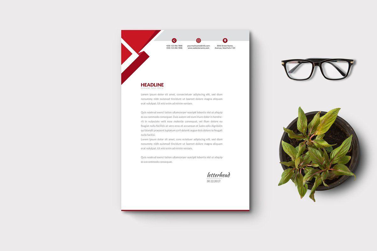 Letter Head in 2020 Letterhead design, Letterhead, Lettering
