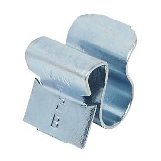 Screwfix Cable Clip 2 4mm 6 7mm Cable Diameter Pack Of Flexible Electro Galvanised Conduit Cable Clip Http Www Mightget Cable Clips 10 Things Home Diy