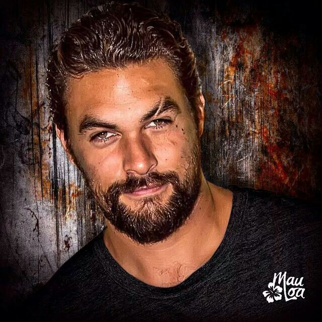 Jason Momoa Pink: Jason Momoa. The Longer I Look At That Face The More I