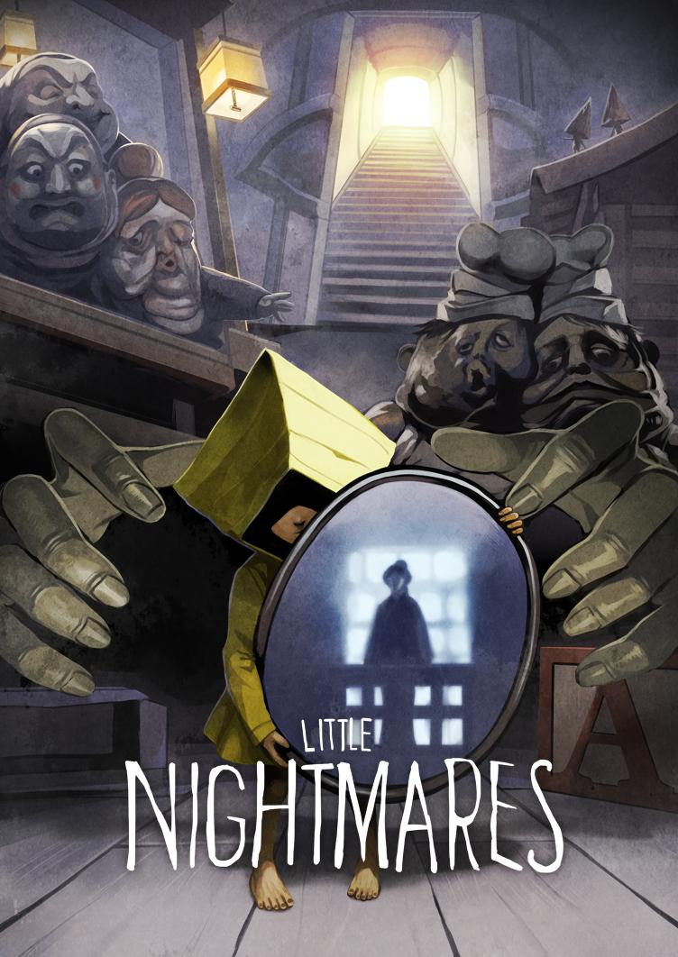 Little Nightmares   Nightmares art, Little nightmares ...