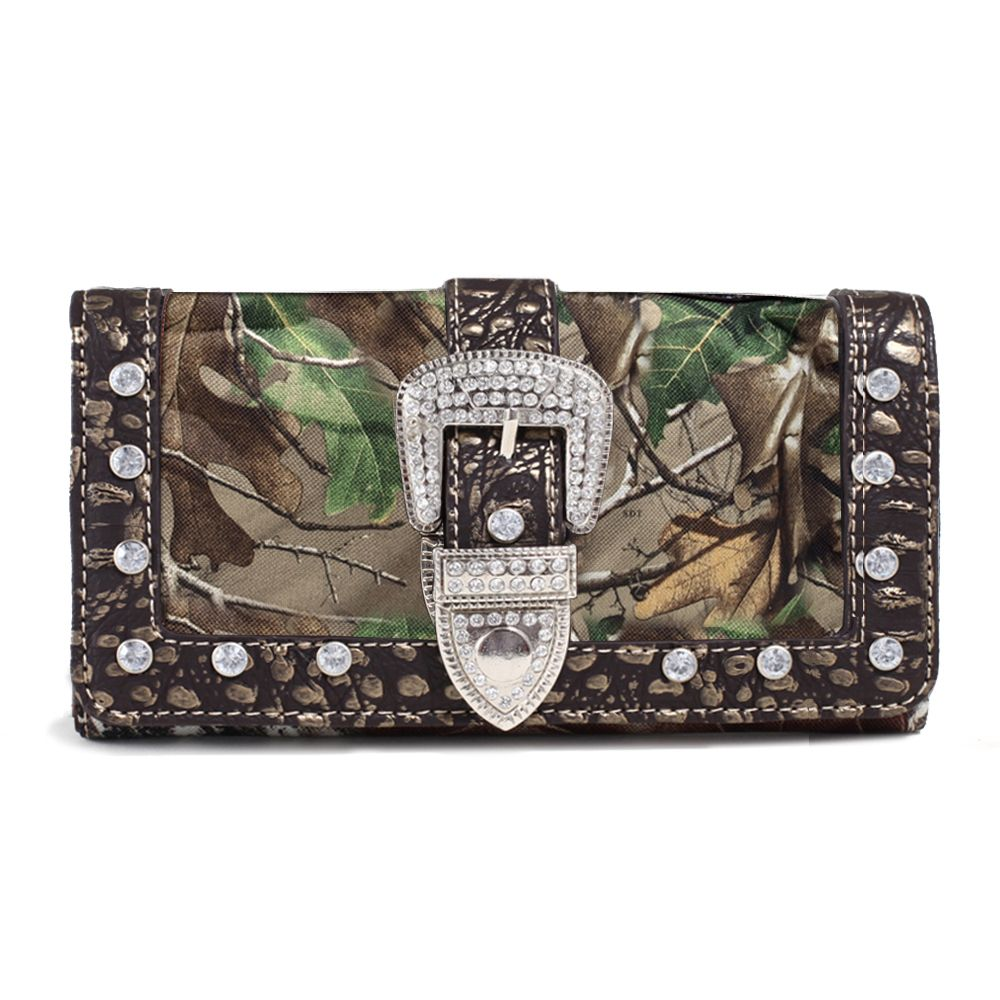 Southern Sisters Designs - Realtree Tri Fold Camo Wallet -Camo Colored and Croco Trim, $15.95 (http://www.southernsistersdesigns.com/realtree-tri-fold-camo-wallet-camo-colored-and-croco-trim/)