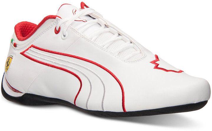 0c179dc03756f0 Puma Men s Future Cat M1 Sf Ferrari Casual Sneakers from Finish Line ...