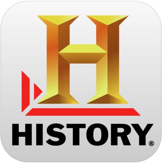 Turn Your Iphone Or Ipad Into A Tv With These Apps Tv Channel Logo History Channel Logo Channel Logo