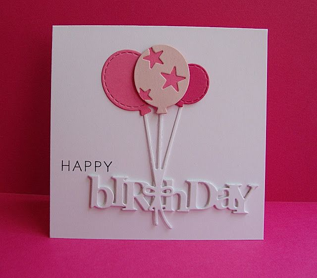 Empty Nest Crafter Birthday Cards Pinterest Cas Empty And
