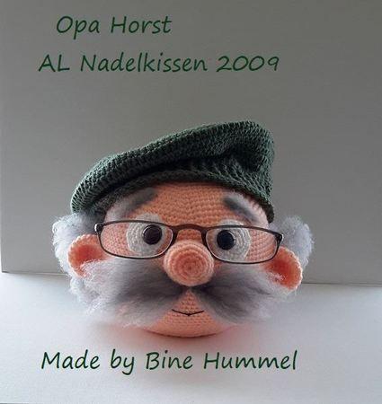 Brillenhalter Opa Horst #weihnachtsmarktideenverkauf
