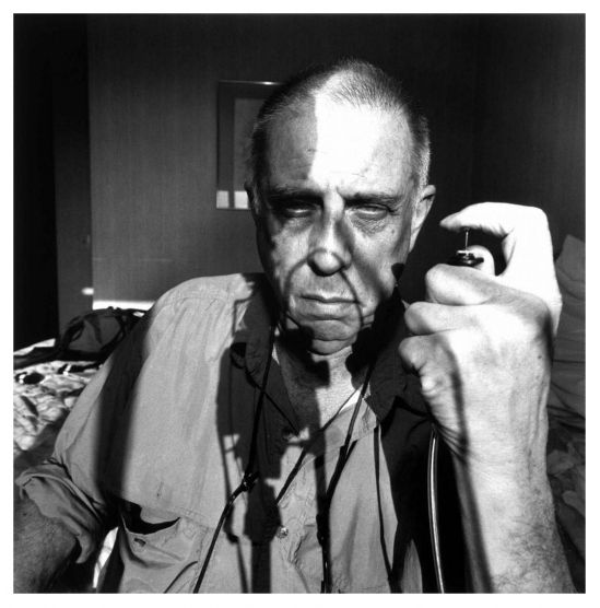 Self Portrait Lee Friedlander Lee Friedlander Photographer Self Portrait Portrait