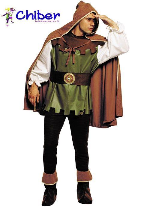 Disfraz de Aldeano Medieval  Cada año a0104699b2e0