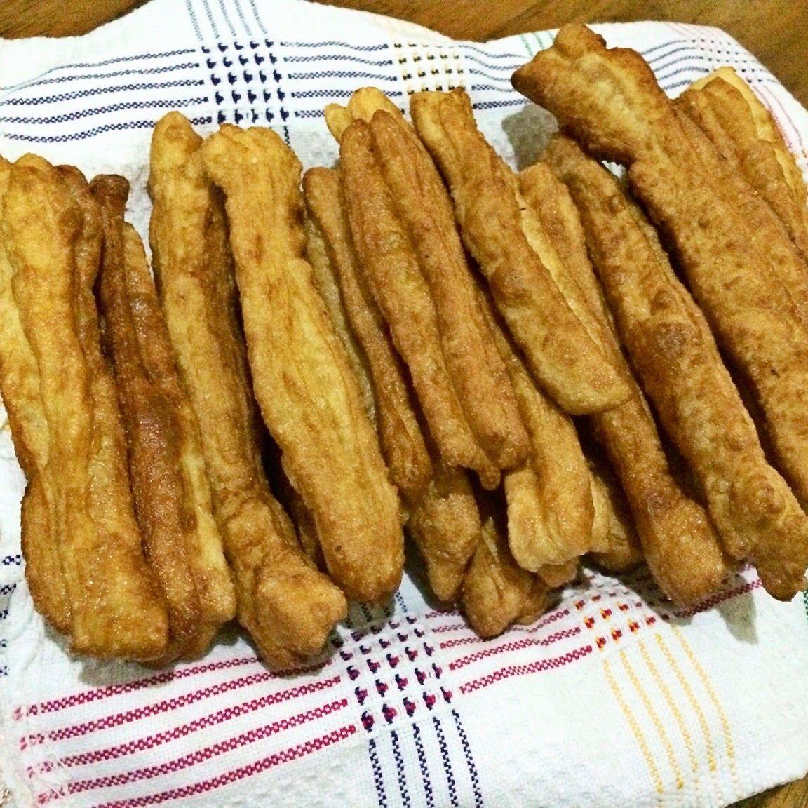 Easy Cooking With Omih Resep Cakwe Medan Cakwe Mengembang Masakan Simpel Memasak Ide Makanan