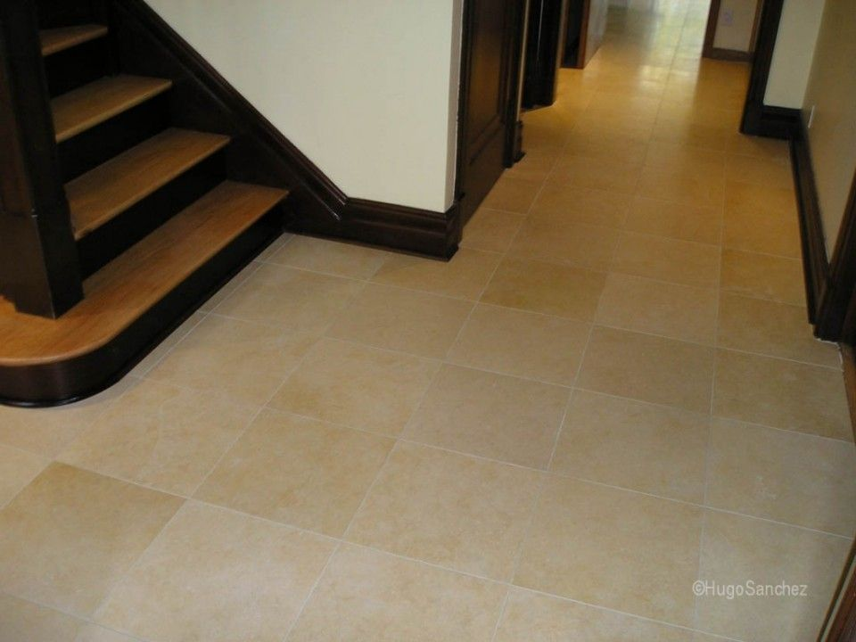 Jerusalem Stone Floor  Céramiques Hugo Sanchez Inc  Tile Floors Amazing Stone Floor Kitchen Design Inspiration