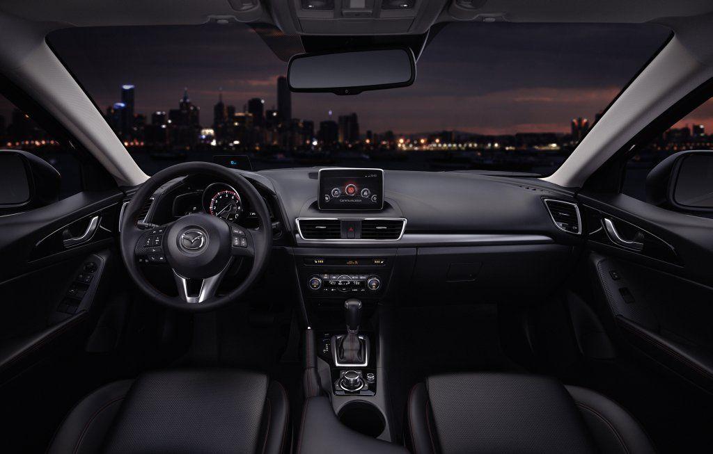 Mazda MAZDA3 - Information and photos - MOMENTcar