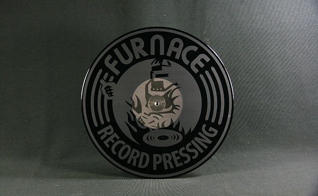Vinyl Record Etching Furnace Can Laser Engrave Custom Graphic Onto Your Next Vinyl Record Vinyl Records Vinyl Screen Printing
