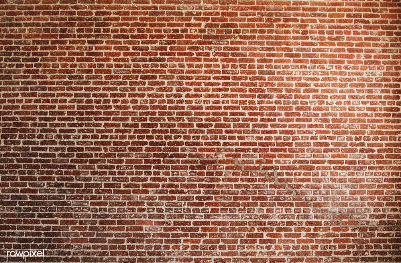 Download Premium Photo Of Grunge Red Brick Wall Textured