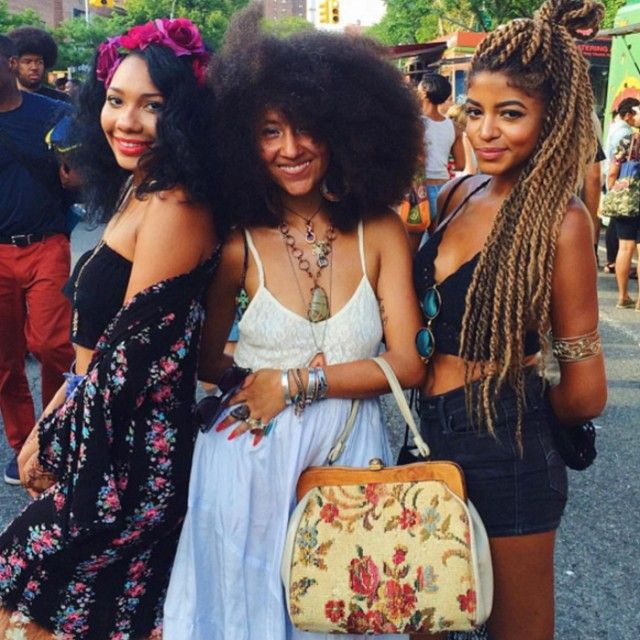 Afro Punk Fashion: 29 Insanely Stylish Instagrams From AfroPunk Fest