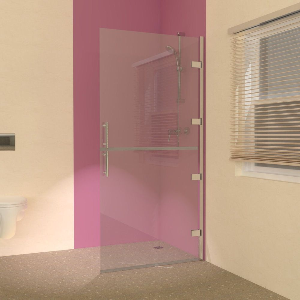 Details About Wetroom Ideas Access 1000 Hinged Wet Room