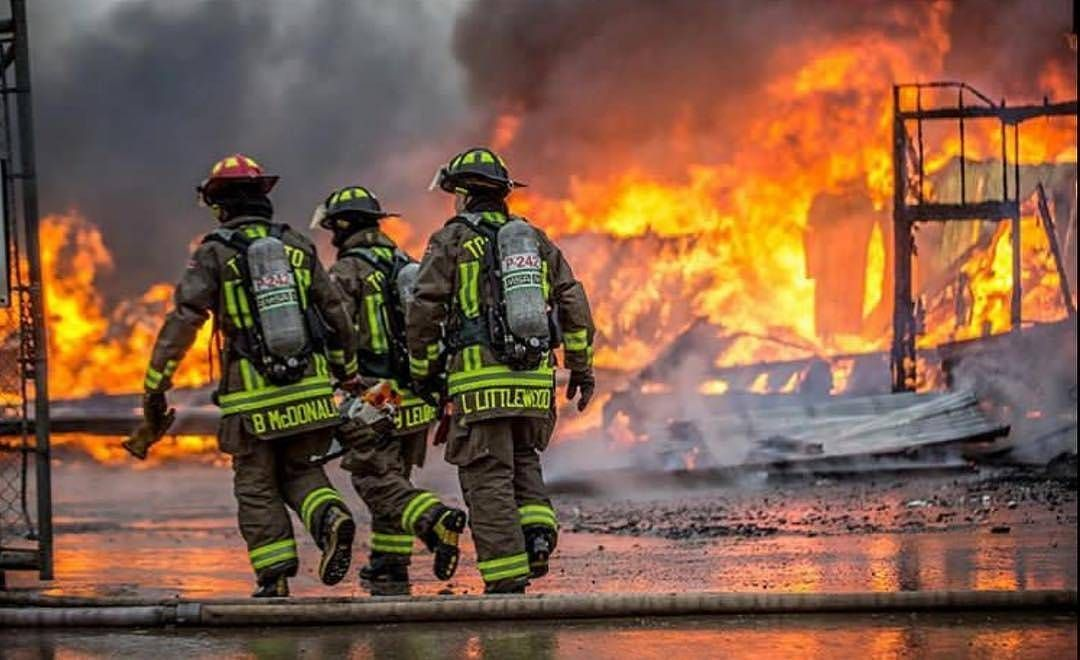 FEATURED POST firefighters_canada toronto_firefighters