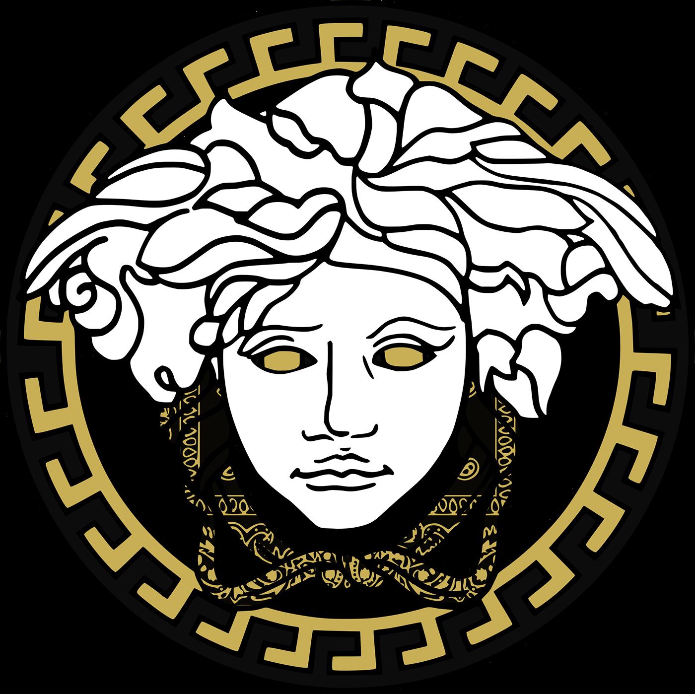Versace X Kb X Supreme On Behance Versace Logo Art Logo Fashion Logo