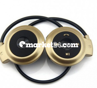 Mini 503 Wireless Bluetooth Headset Golden Price In Bangladesh For Sell Bluetooth Headset Wireless Wireless Bluetooth