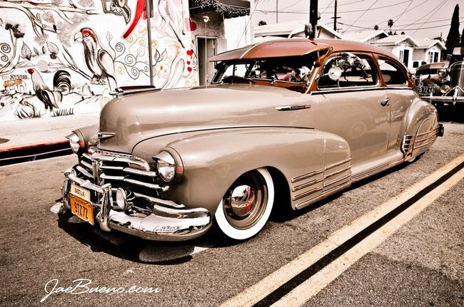Chevy Bomb By Jae Bueno Classic Cars Vintage Classic Cars