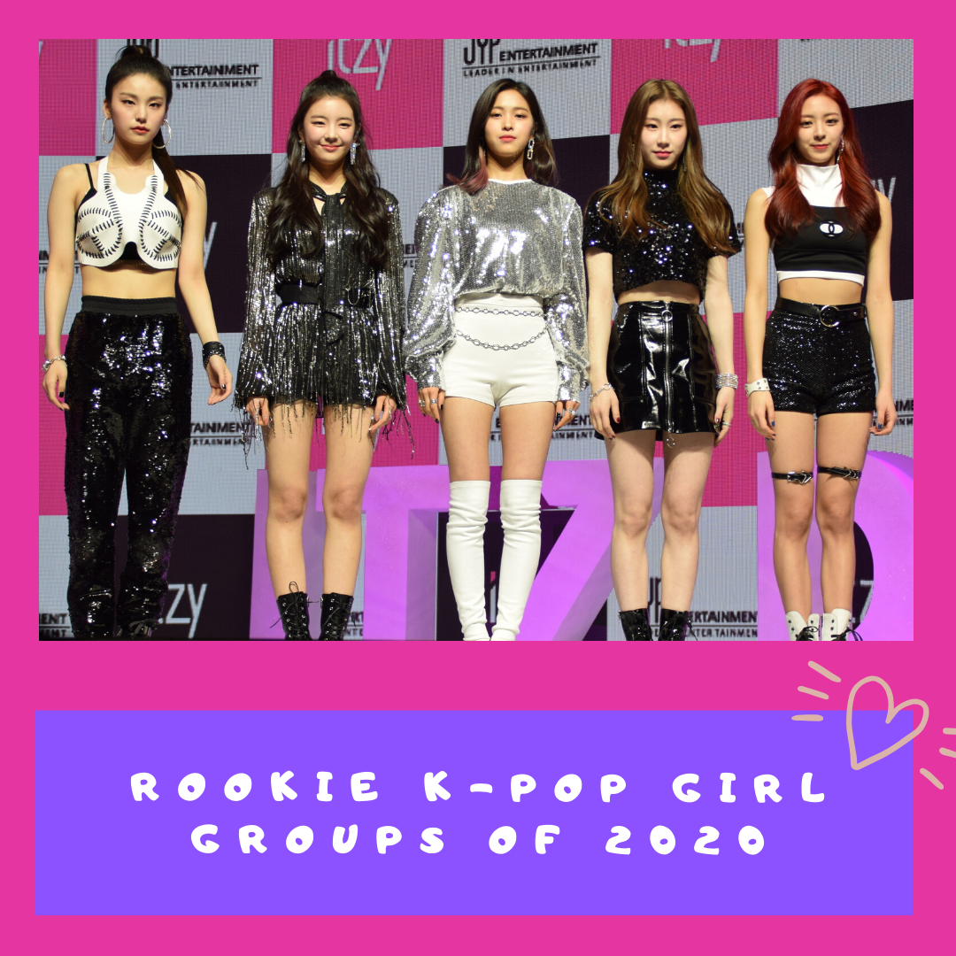 Top 5 Best And Most Successful Rookie K Pop Girl Groups Today Kpop Girls Girl Group Kpop