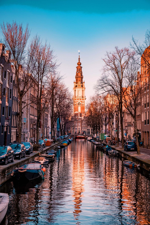 Amsterdam Netherlands Travel Aesthetic Amsterdam Vacation Amsterdam City