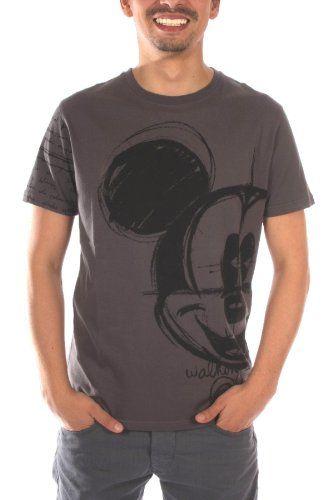 T Shirt Desigual Letters Couleurs Gris S A Xxl Xl Desigual Men S Letters T Shirt From The Disney Range Desigual Men Also Disney Outfits Mickey Shirt T Shirt