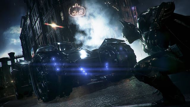 See your hero in a new Batman: Arkham Knight commercial [PS4/Xbox One/PC]