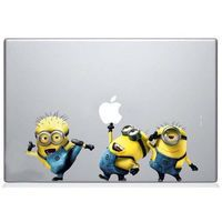 High Quality - Despicable Me Minions Apple Macbook Decal skin sticker